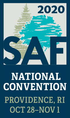 SAF 2020 Convention logo