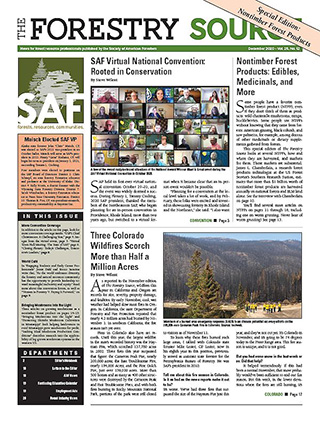 December 2020 Forestry Source