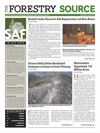 March 2021 Forestry Source